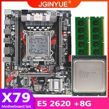 X79 Xeon e5-2620 Processor Ddr3 8gb JGINYUE with And 2--4gb /Reg/Ecc/.. /Reg/Ecc/..
