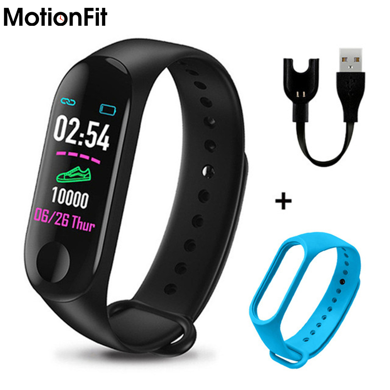 M3 Smart Watch Men Smart Wristband Heart Rate Blood Pressure Monitor Activity Fitness M3PLUS Smart Band Bracelet For Men Women