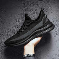 Men Shoes Comfortable Anti Slip Male Shoes Outdoor Walking Sneakers Men 2019 Summer Light Weight Running Shoes for Men