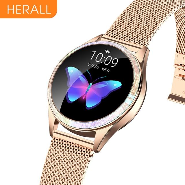 HERALL Women Smart Watch