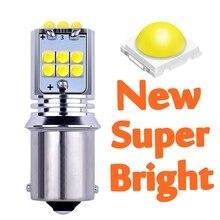 1 шт. 1156 BA15S P21W 7506 R5W R10W супер яркий 1800Lm светодиодный авто сигнал поворота Задний фонарь тормозной фонарь дневные ходовые огни