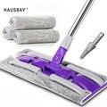 Chão mop mãos livres lavagem preguiçoso plana mop seco e molhado mop de limpeza do chão 360 rotativo limpeza mop doméstica fácil ferramenta de limpeza
