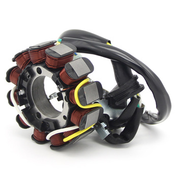 Motorcycle Accessories Magneto Engine Stator Generator Coil For Honda 31120-KRN-A81 CRF250 CRF250R 31120KRNA81