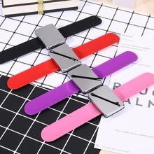 Salon Magnetische Armband Wrist Band Strap Belt Haar Clip Houder Kappers Haaraccessoires Kapper Kappers Styling