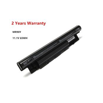 New MR90Y Laptop Battery for DELL Vostro 14-3449 2421 2521 Inspiron 3421 3721 5421 5521 5721 3521 3437 5537  XCMRD 11.1V 6000mAh цена 2017