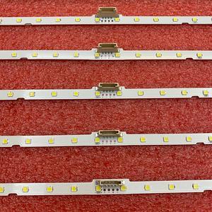 Image 5 - 2 PCS LED backlight strip for Samsung UN50RU7100 UE50NU7100 UE50NU7020 50NU7400 BN96 45952A 45962A UN50NU7100 LM41 00564a 46034A