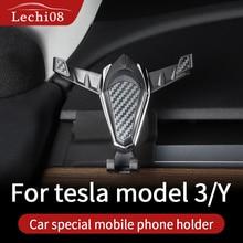 Supporto del telefono per Tesla modello 3 accessori/accessori auto modello 3 tesla tre tesla modello 3 tesla modello y/Accessori model3