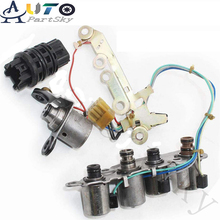 Original Solenoid Kit Pack 31940-85X01 For Nissan Maxima Sentra Altima RE4F04B RE4F03B 00-on 31940-85X0B D83420BA 83420BA 63954 cheap CN(Origin) Mixture 31940-85X01 Solenoid Kit Pack D83420BA 83420BA 63954A RE4F04B RE4F03B with Tracking Number Information Safe for Buyer