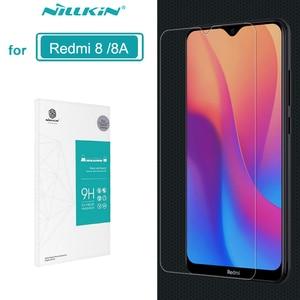 Image 1 - Redmi 8A Gehärtetem Glas NILLKIN Erstaunlich H 0,33 MM Screen Protector Schutz Film für Xiaomi Redmi 8 Glas