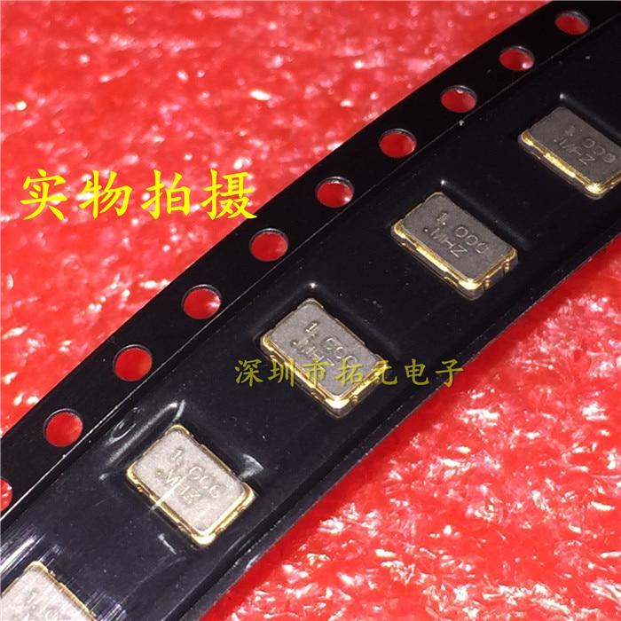 50pcs 5032 SMD Active Crystal 1.000MHz 5.0*3.2 1MHz Crystal New Original Free Shipping