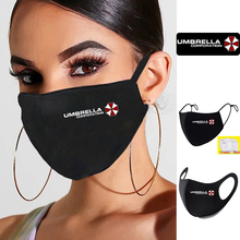 Respirator Face-Masks Umbrella Corporation Anti-Dust-Mouth-Mask Cycling Washable Print