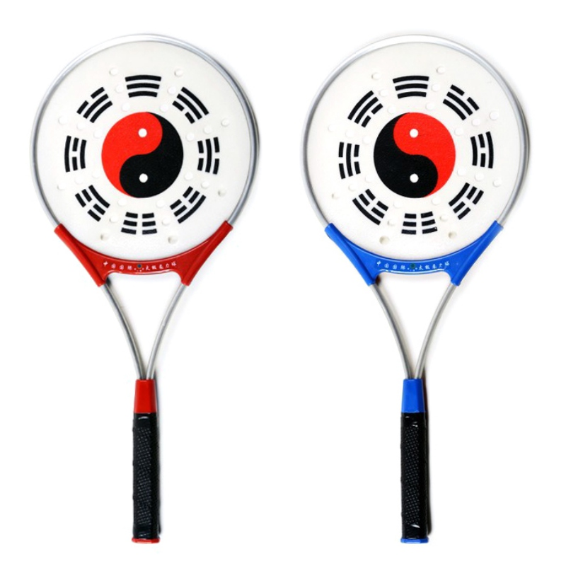 2019 Martial Arts Tai Chi Rouli Ball And Racket For Soft Body Power Strength Exercise Indoor Outdoor Easy To Use For Tai Chi