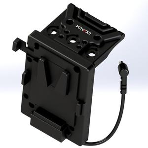 Image 2 - Hontoo V lock V mount battery FX9 plate power supply system for SONY  PXW FX9 camera 6K film