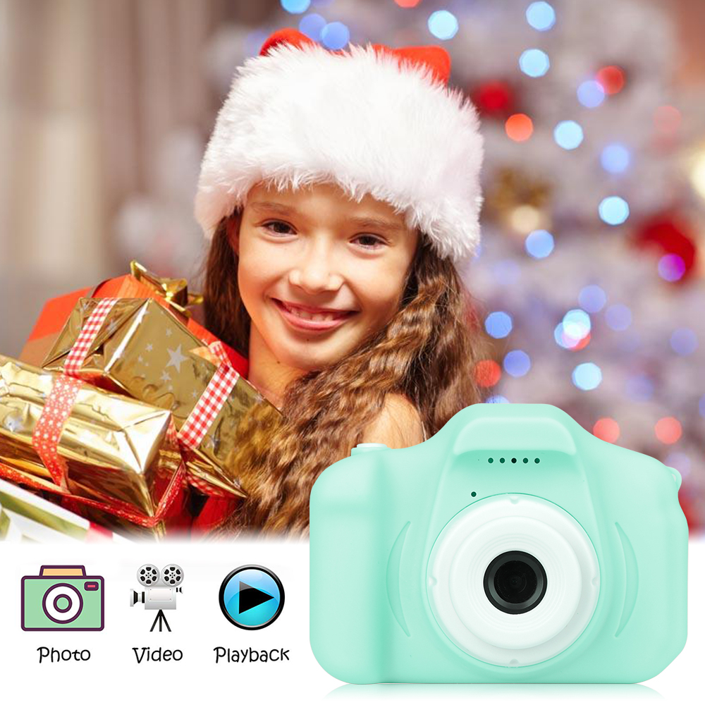 New Arrive  Cheap Rechargeable Photo Video Playback Cameras Kids Toy For Girl 32GB Mini Children's Camera Child Birthday Present 14
