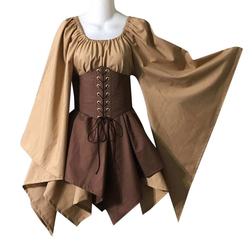Renaissance Wench Pirate Medieval Costume Blouse