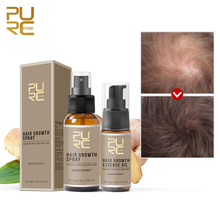 PURC Fast Growth Hair Essence Essential Oil Liquid
