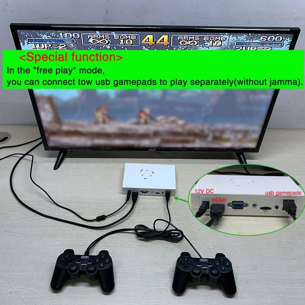 Portable 3.5mm Audio Interface 3188 In 1 Arcade Game Accessories Cabinet Machine Jamma Board Entertainment For Pandora Saga Box