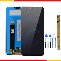 LCD Display For Nokia 6 2018 Nokia 6.1 TA 1043 TA 1045 TA 1050 TA 1054 TA 1068 LCD Display With Touch Screen Complete assembly