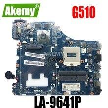 LA-9641P G510 для Lenovo G510 материнская плата для Lenovo VIWGQGS LA-9641P материнская плата для ноутбука тест оригинальная 100% работа