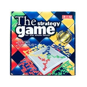 Image 1 - Blokus настольные игры 4 игроков дети стратегия игры Blokus настольная игра семейные Board Game Blokus