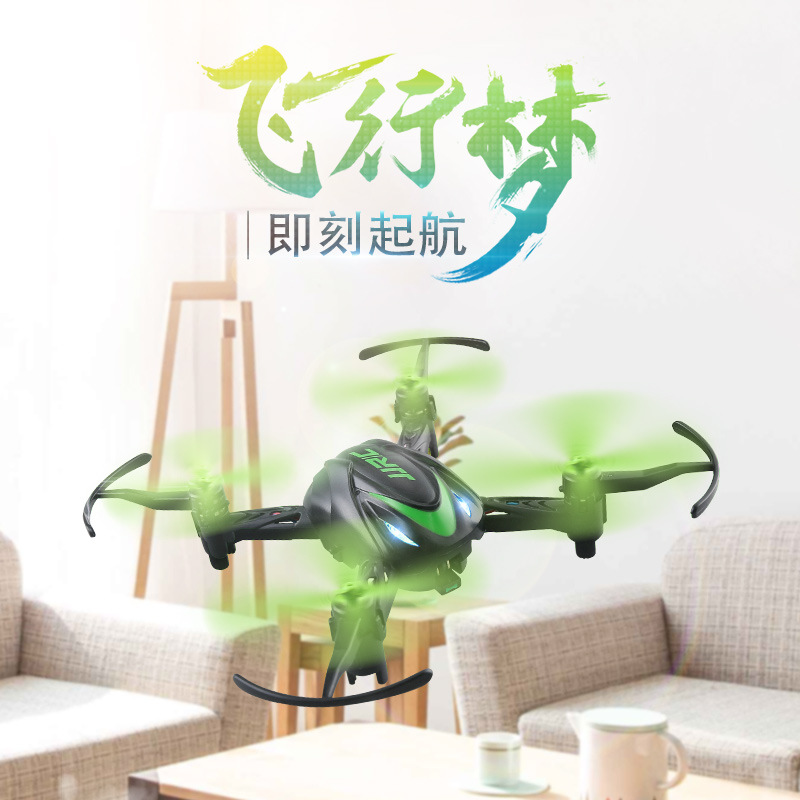 Jjrc H48 Quadcopter Remote Control Aircraft Beginners Small Unmanned Aerial Vehicle Remote Control A Key Roll