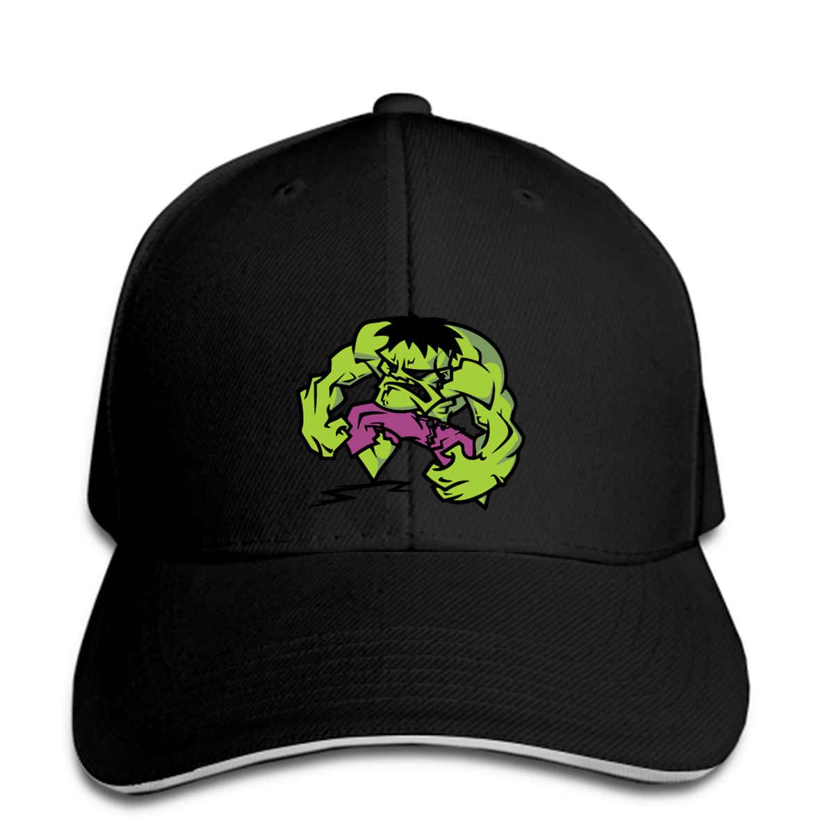 Boné de beisebol o hulk (quadrinhos) logotipo logotipo chapéu pico boné