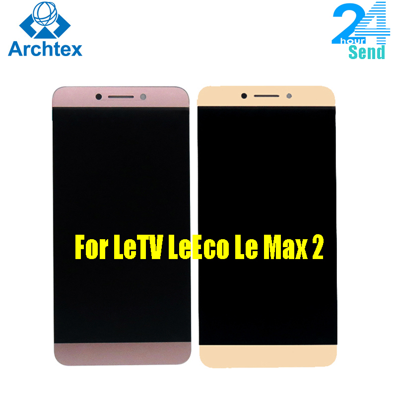 For Letv <font><b>LeEco</b></font> Le Max 2 LCD Display+Touch <font><b>Screen</b></font> Digitizer Assembly 5.7