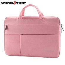 Сумка для ноутбука 14 дюймов 156 victoriatourist мужская и женская