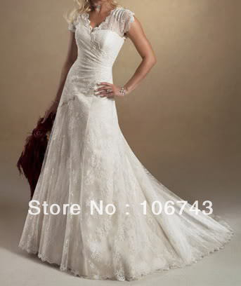 Free Shipping 2018 New Style Hot Sale Sexy Sweet Princess Custom Lace Vestido De Noiva Bridal Gown Mother Of The Bride Dresses