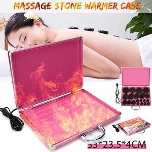 16pcs/set Hot Stone Massage Se