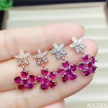 Женские серьги гвоздики kjjeaxcmy ювелирные изделия из драгоценных