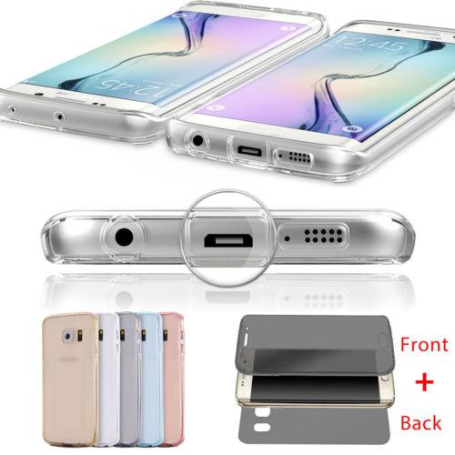 360 Penuh Penutup TPU Kasus Untuk Samsung Galaxy A3 A5 2016 Kasus - Aksesori dan suku cadang ponsel - Foto 4