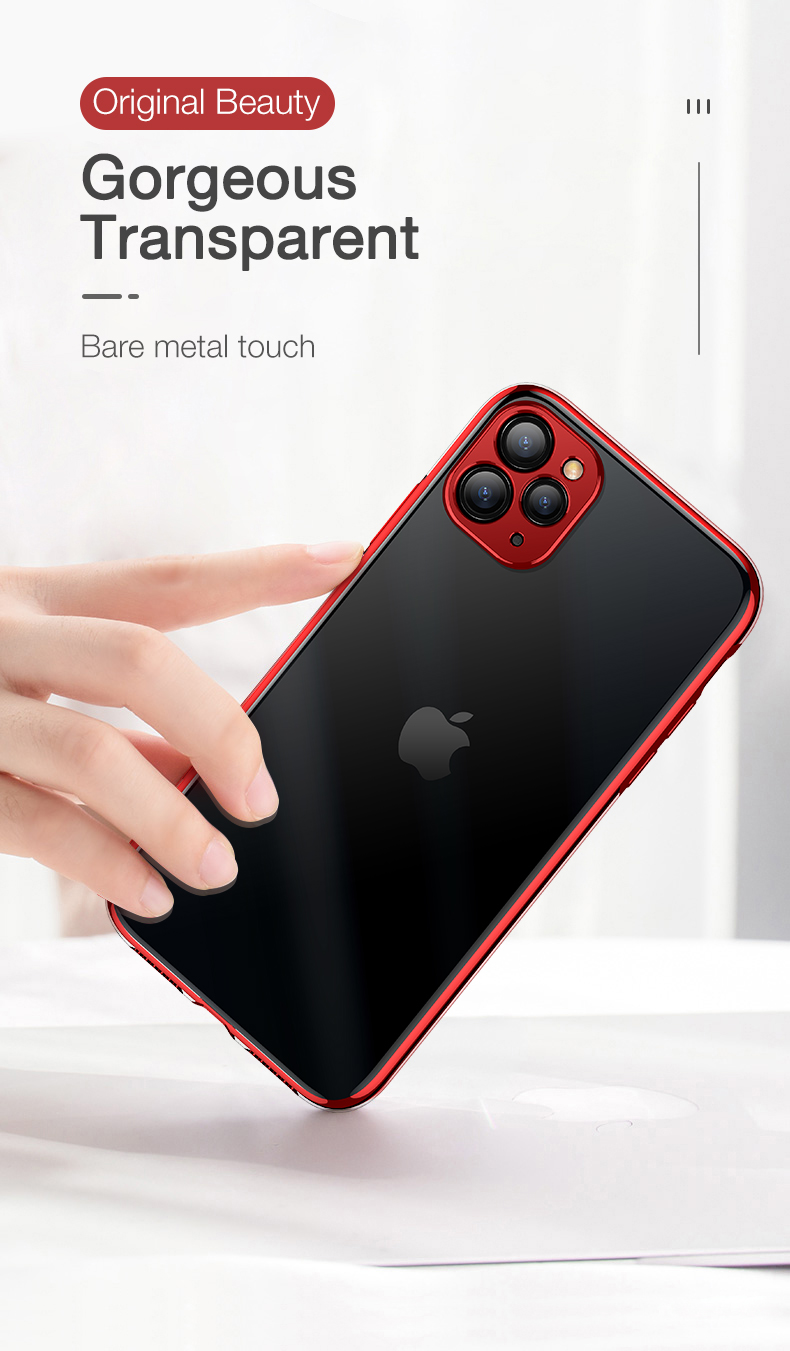 plating case for iPhone 11 pro max cover (2)