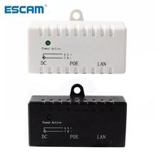 Connector Passive-Adapter Poe-Splitter Ip-Network-Camera Rj45 Dc Input