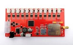 4G Lock Control Board / 4G Locker Motherboard / Shared Accompanying Bed Motherboard / 4G Fresh Cabinet Motherboard / 4G Lattice