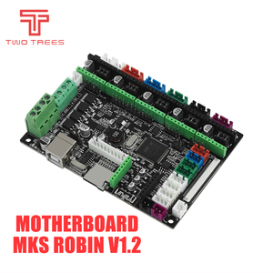 Image 5 - 3D printer STM32 MKS Robin Nano board V1.2 Hardware open source Marlin2.0 Support with 3.5 inch touch screen sapphire pro bluer