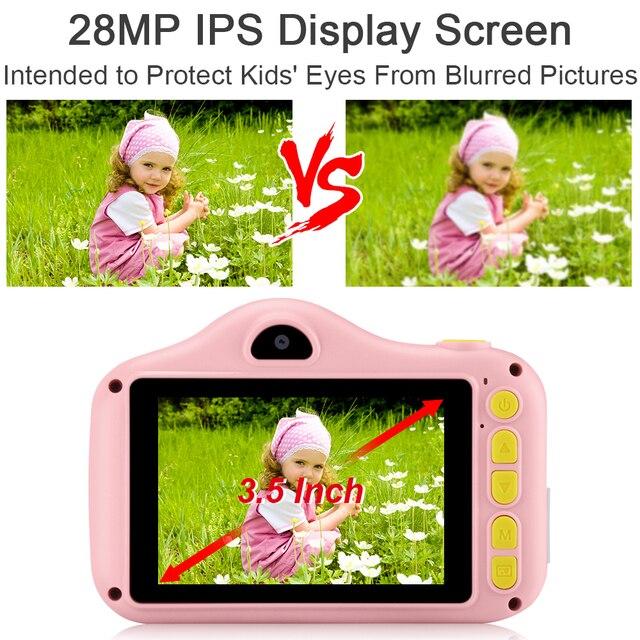 Детский фотоаппарат Prograce