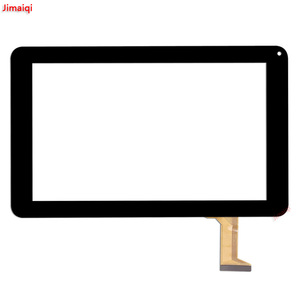 New For 9'' inch KingVina-163 FHX Tablet Capacitive touch screen panel digitizer Sensor replacement Phablet Multitouch(China)