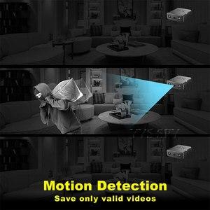 Image 4 - Kleinste Mini Kamera 1080P Full HD Video Recorder IR Cut Night Vision Motion Detection Micro Cam Kamera Espia Geheimnis camcorder
