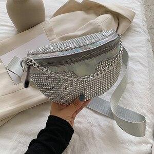 New Laser Diamond Saddle Bag W
