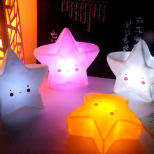 chandeliers  Cartoon animal LED small night light cute little bear eye protection bedside lamp toys