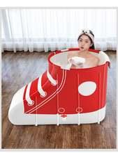 Портативная Складная Ванна Высококачественная ванна типа «башмак»