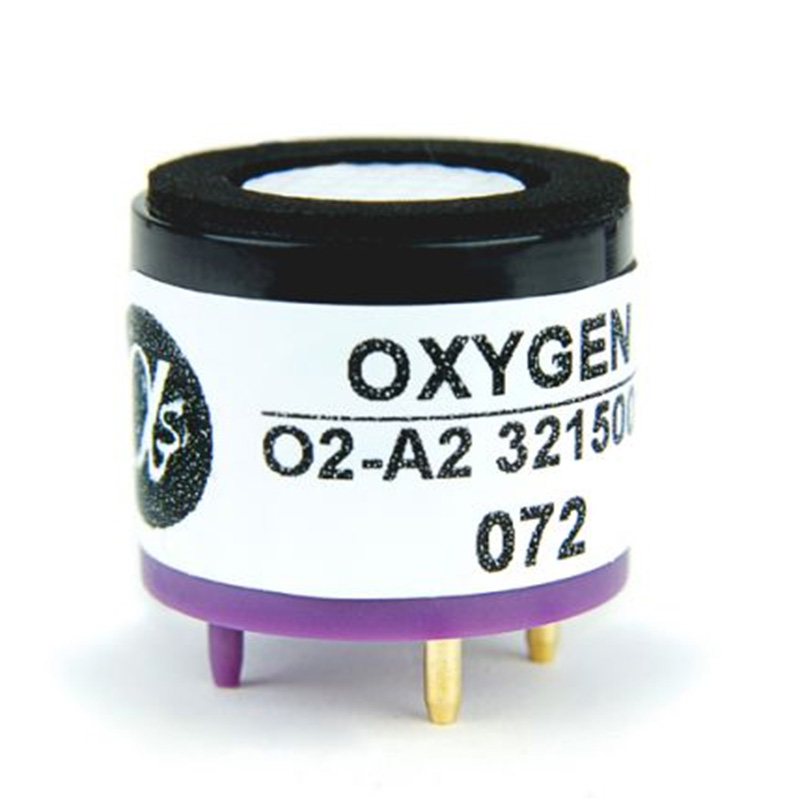 FREE SHIPPING 1PCS Oxygen Sensor O2-A2 O2A2 02-A2 02A2 Gas Sensor Detector ALPHASENSE Oxygen Sensor New And Original Stock