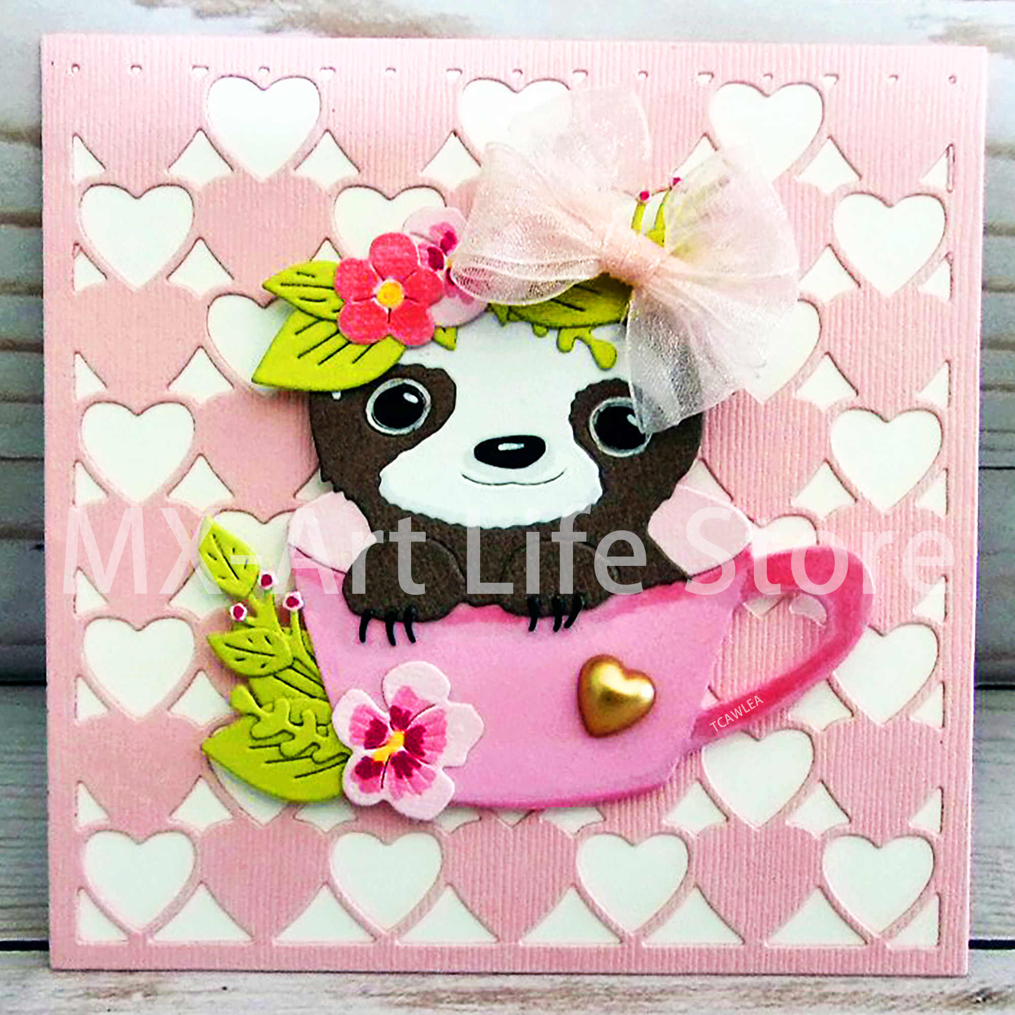 2020 New Metal Cutting Dies and Scrapbooking For Paper Making Flower and Animals