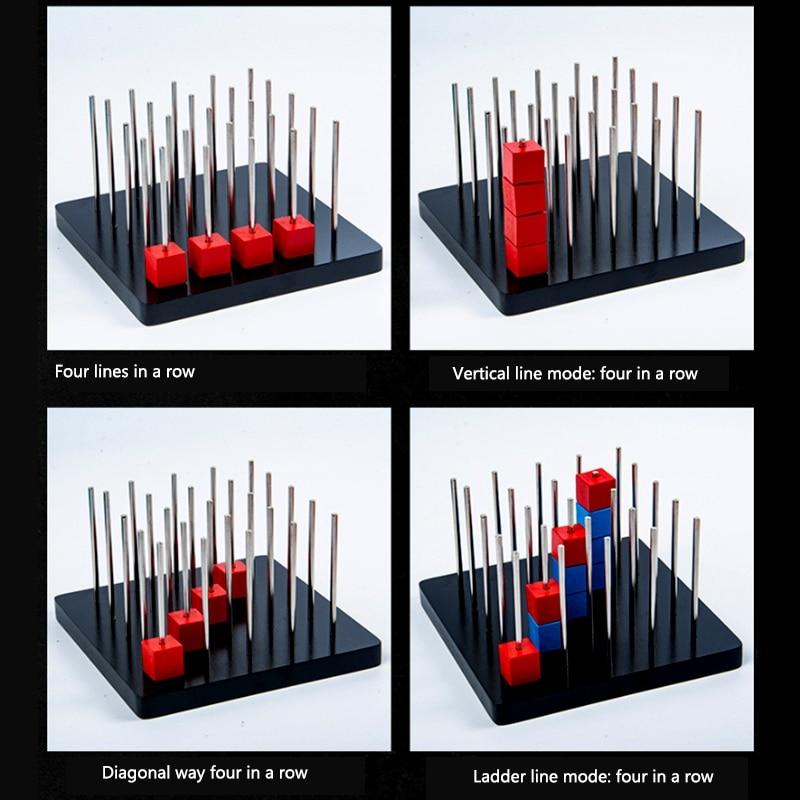 Gravidade backgammon crianças inteligência desenvolvimento de madeira