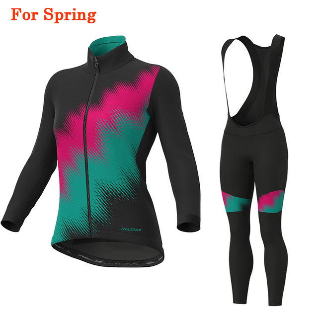 Camisa de ciclismo 2020 pro equipe raudax estrada da bicicleta primavera ciclismo roupas mtb ciclismo bib calças femininas ropa ciclismo triathlon 3