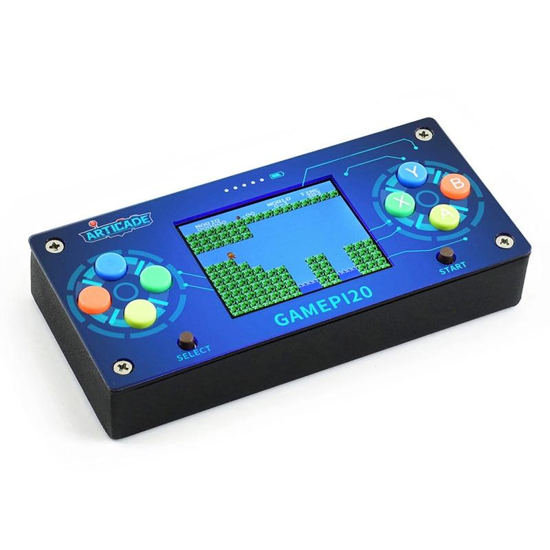 Mini Handheld Game Console Raspberry Pi Zero W Wh Game Retropie Wave Gamepi20 Video Game Player