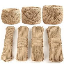 Sisal Rope Cat Tree DIY Scratching Post Toy Cat Climbing Frame Replacement Rope Desk Legs Binding Rope for Cat Sharpen Claw