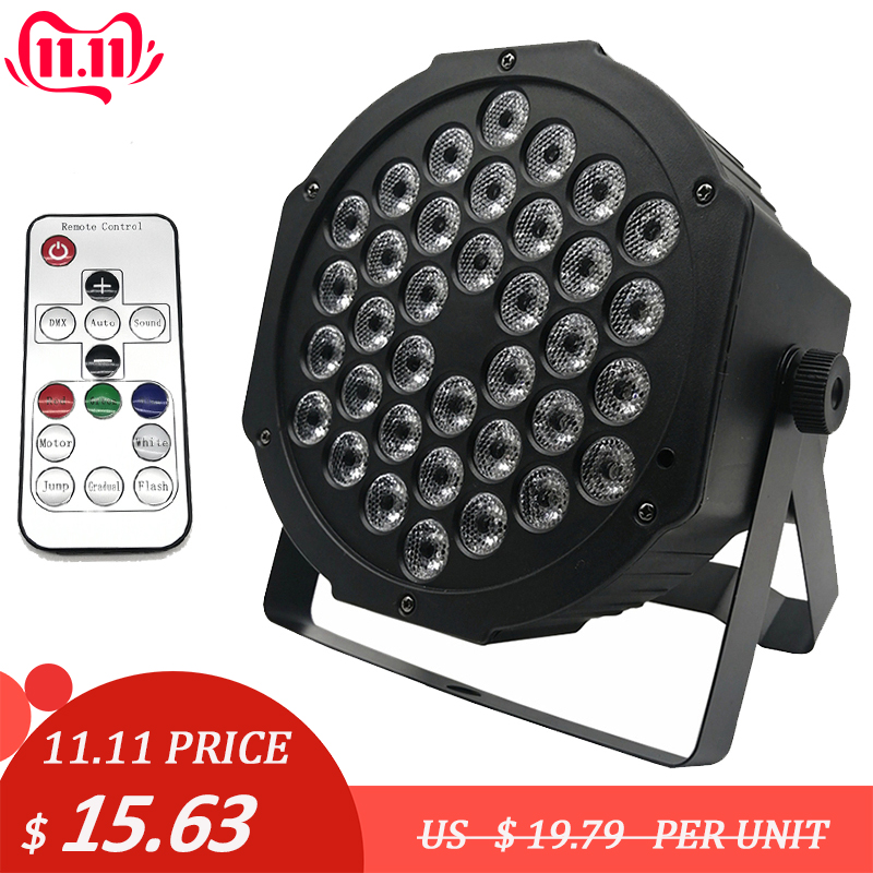 LED Par Lights 36x3W…