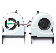 New CPU Fan For ASUS N551 N551J N551JK N551JM N551JV N551JX N551JQ G58 G58J cpu cooling fan Cooler MF75090V1-C330-S9A